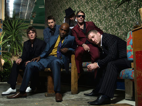 Dub Pistols - one act to have played the AAC