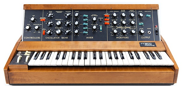 Moog: A History in Recordings The First Moog Synthesizer ...