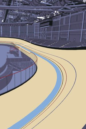 Sir Chris Hoy Velodrome, first prize in Cinema City Treasure Hunt