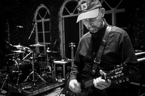 Frontman Mike Scott