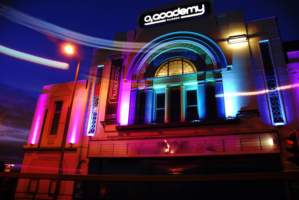 University of Leicester - Academy Music Group to launch O2 Academy ...
