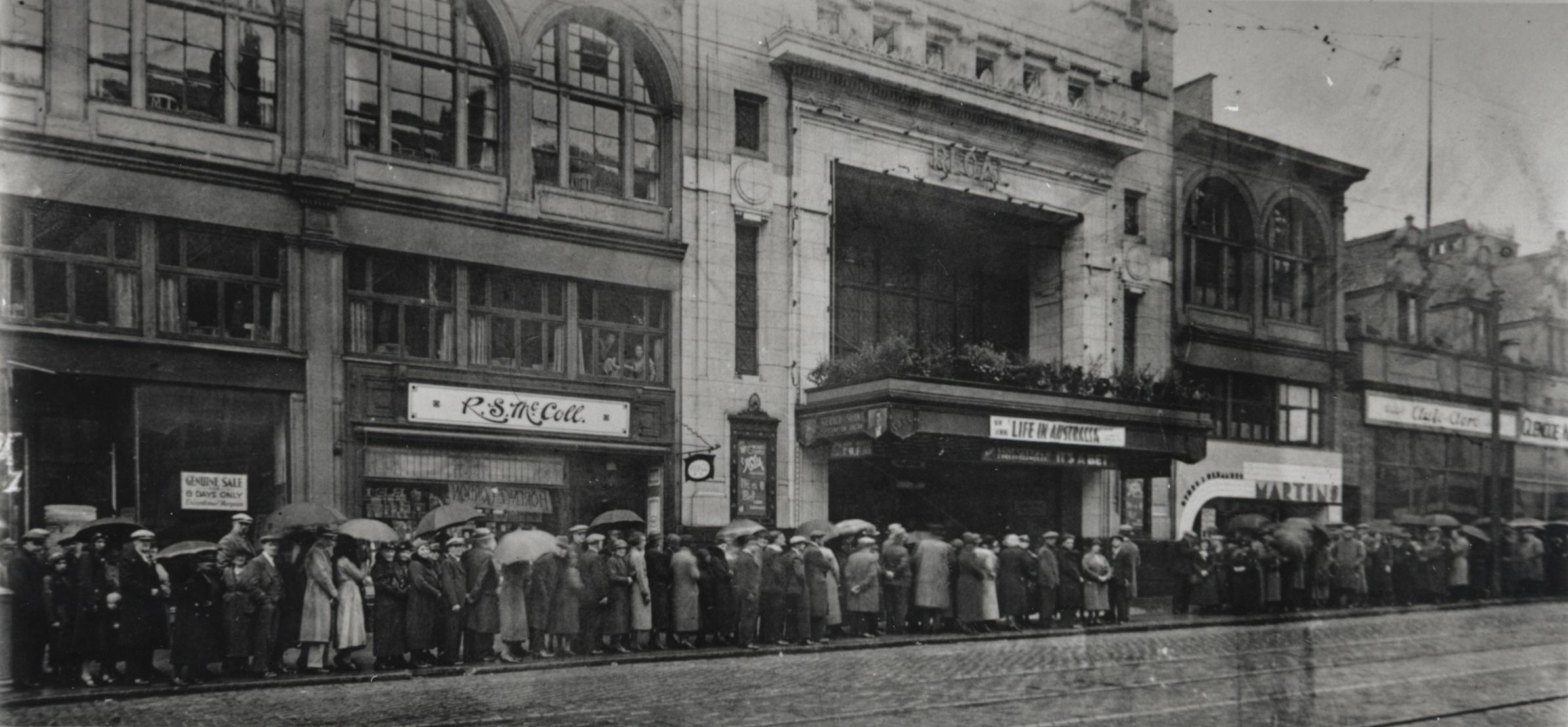 Cinema City Glasgow Film 2015