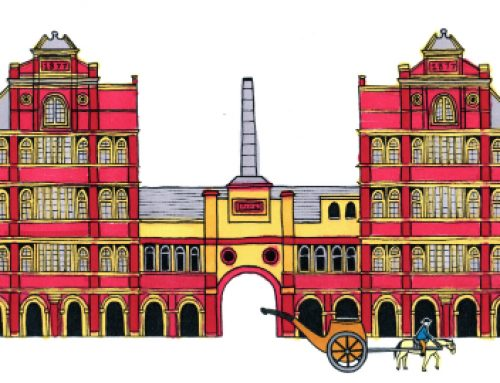 Back to the future with the Clay Pipe Factory