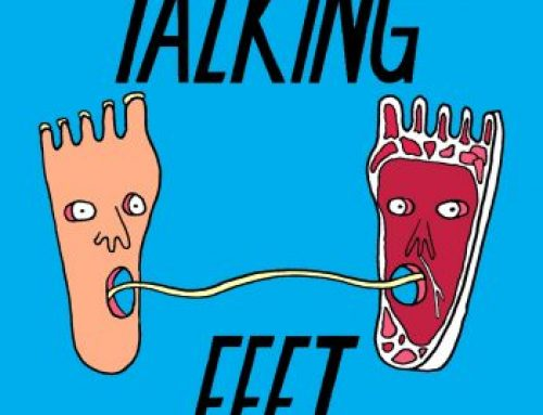 Talking Feet…talking music