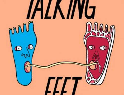 Loki and Shogun: Talking Feet Episode 2