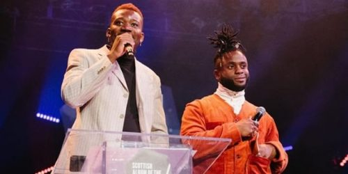 Young Fathers, first band to win SAY Award twice, Image Paisley Scotland CC By 2.0