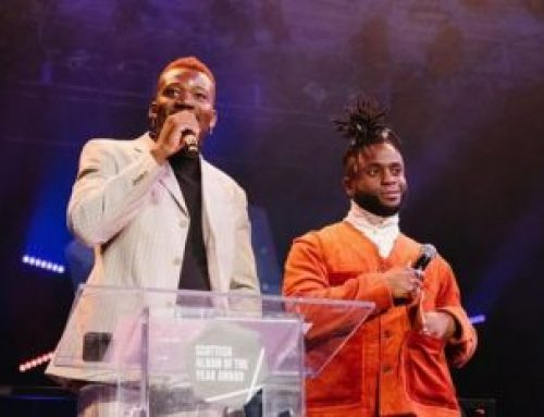Young Fathers: win-win for Scottish can-do creative spirit