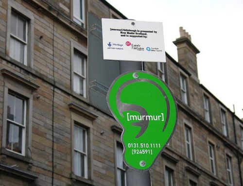 Murmur memories of Leith: audio documentary
