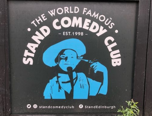 Deadly serious: Edinburgh Comedy Tour revisited